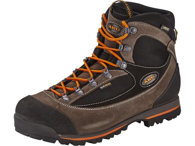 af67ea136a9cf AKU Trekker Lite II GTX Shoes Unisex Antracite Orange